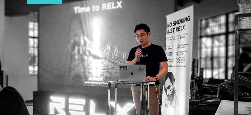 Relx Vape China