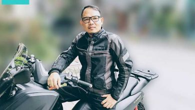 Photo of REVIEW: Riding Jacket with USB-Powered Fans