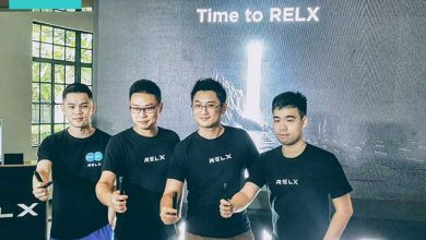 Photo of RELX Vape now in the Philippines