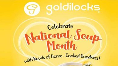 Photo of Goldilocks celebrates National Soup Month
