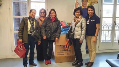 Photo of BDO Remit Spain sets up donation drive for Taal eruption victims
