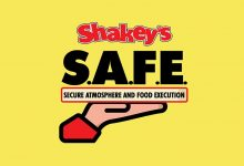 Photo of Shakey's Rolls Out 'Secure Atmosphere and Food Execution' Program, Goes Beyond Government-Mandated Safety Protocols