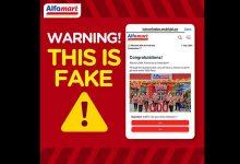 Photo of Alfamart Warns Consumers Against Survey Scam